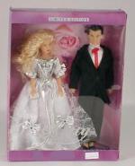 Кукли 2 бр. комплект