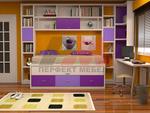 обзавеждане с поръчкови луксозни мебели за деца София