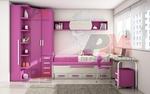 Детска стая по поръчка с различни материали
