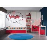 Проект на детска стая за едно дете